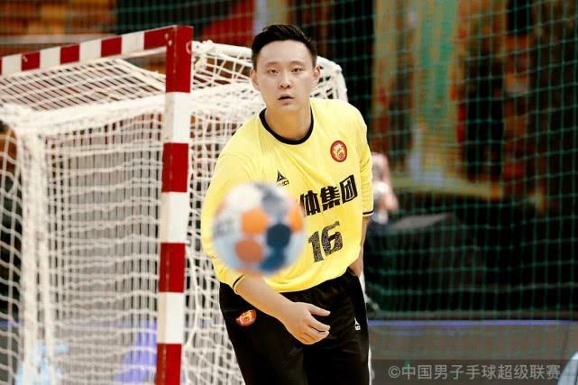 揭秘手球联赛MVP刘迈科:半路出家的国门 期待参加杭州亚运会