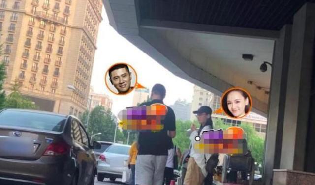40岁任重与孙骁骁约会至深夜,女方小6岁曾和李响热恋8年
