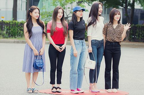 Red Velvet时隔2个月超高速回归 8月发行新专辑
