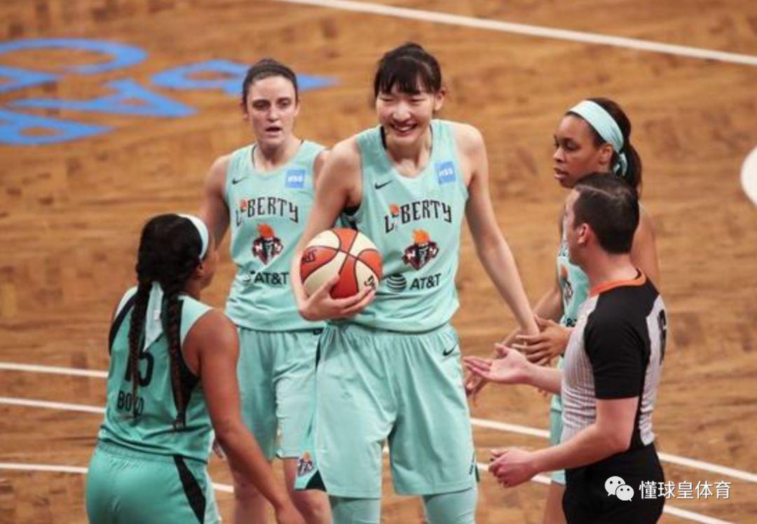 【懂球皇体育】WNBA天空vs自由人:看好全场163.5大分