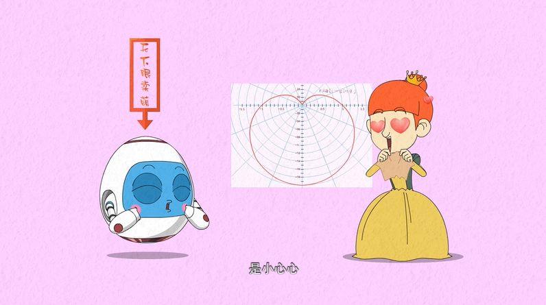 当然,在正经表达爱意的日子里,我们也可以像数学家笛卡尔那样,满怀图片