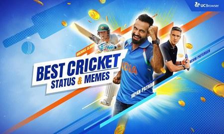 """UC短视频印度""""圈粉"""" 一个板球季获球迷40亿次点击"""