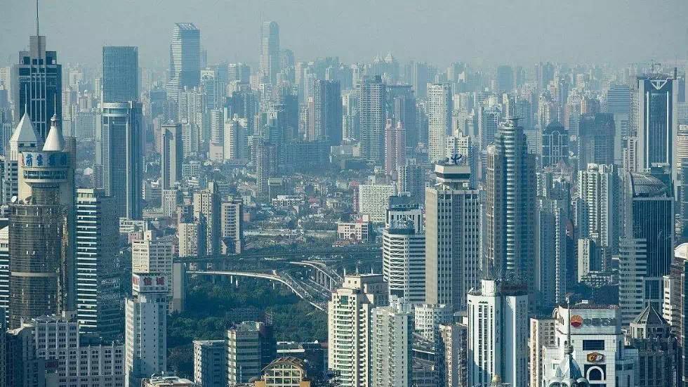 """楼市""""风向标""""北上广深:市场降温房价指数齐跌"""