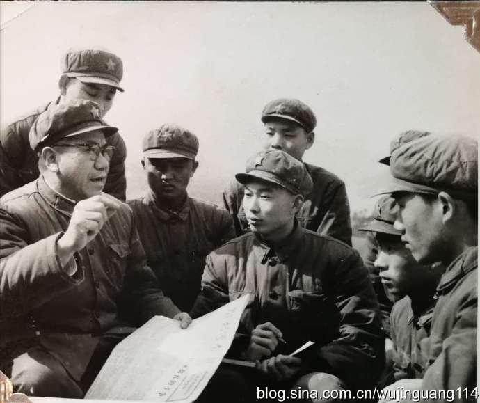 回忆:父亲在战争年代的二三事(图)