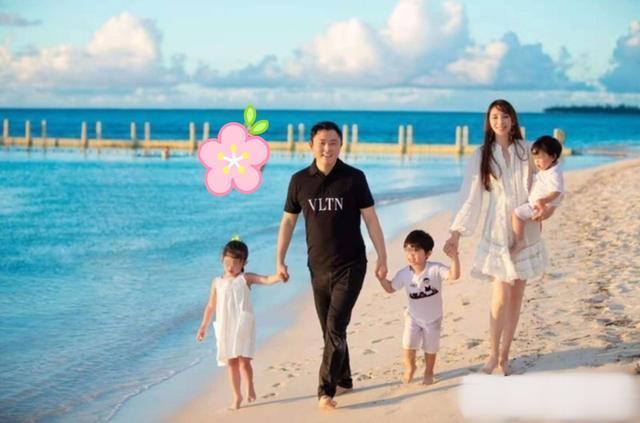 王祖蓝想要6个孩子,网友旗开告捷歌词讥讽再追加一个:凑成葫芦娃