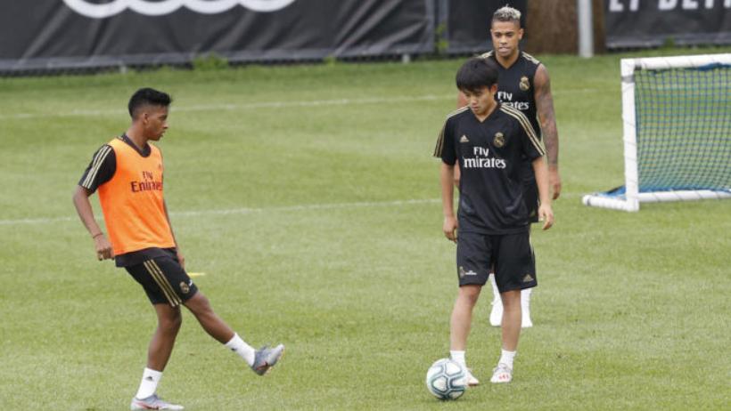 日本18岁天才未进皇马一线队 本赛季暂随二队历练