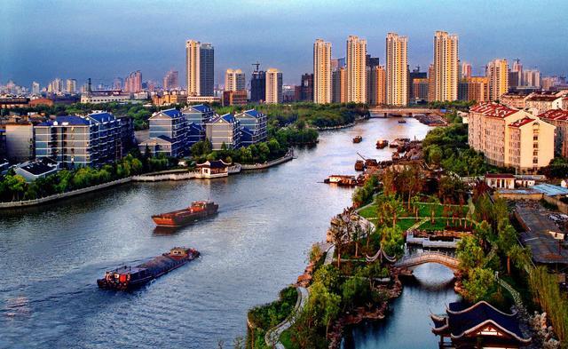江苏境内最宜居的城市之争,南京、苏州落选,不是南通也不是常州