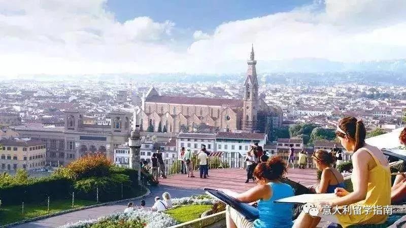 为什么想着要去意大利留学?说出来你可能都不信