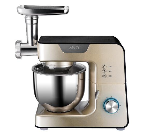 烘焙缺帮手,北美、海氏、小熊的家用厨师机哪个能胜任?