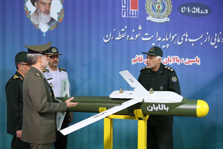 原创            伊朗造出新式智能导弹,可涵盖美军在中东所有军事目标,局座评论