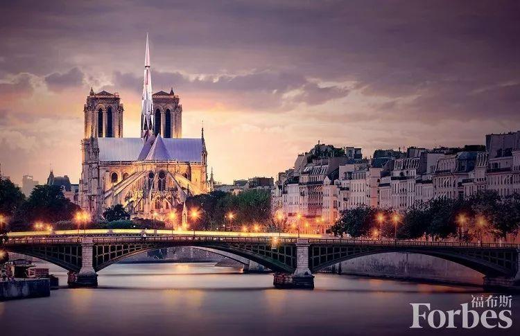 """玩的就是""""心跳""""!巴黎圣母院建筑竞赛中国设计师夺冠"""