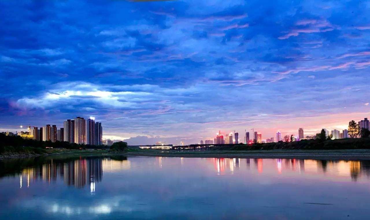 陕西最具发展潜力的城市,西安,咸阳落选,不是宝鸡也不是延安