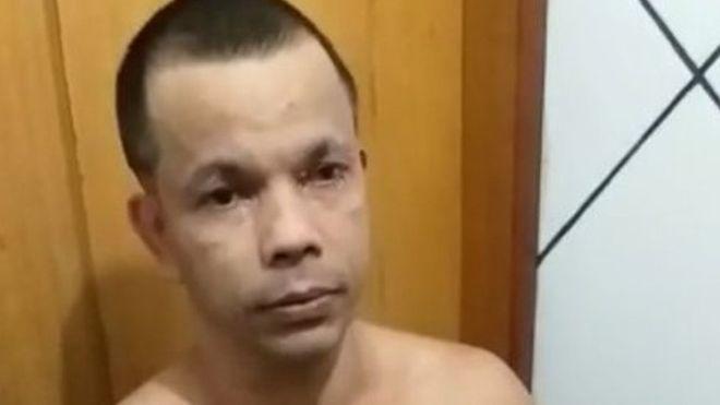扮成19岁女儿越狱未遂 巴西黑帮头目狱中上吊身亡