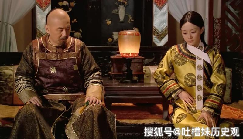 甄嬛传:甄嬛至死不知,果郡王竟把自己当成她的替身,有谁看懂了