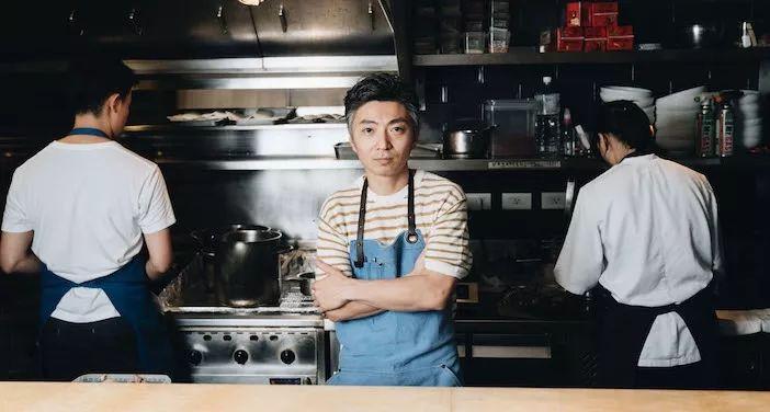 亚洲第 7 餐厅主厨林泉,认为只懂做菜算不上好厨师