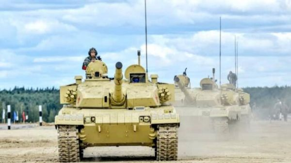 """军情锐评:""""坦克两项""""俄罗斯冲击6连冠 优势何在?"""