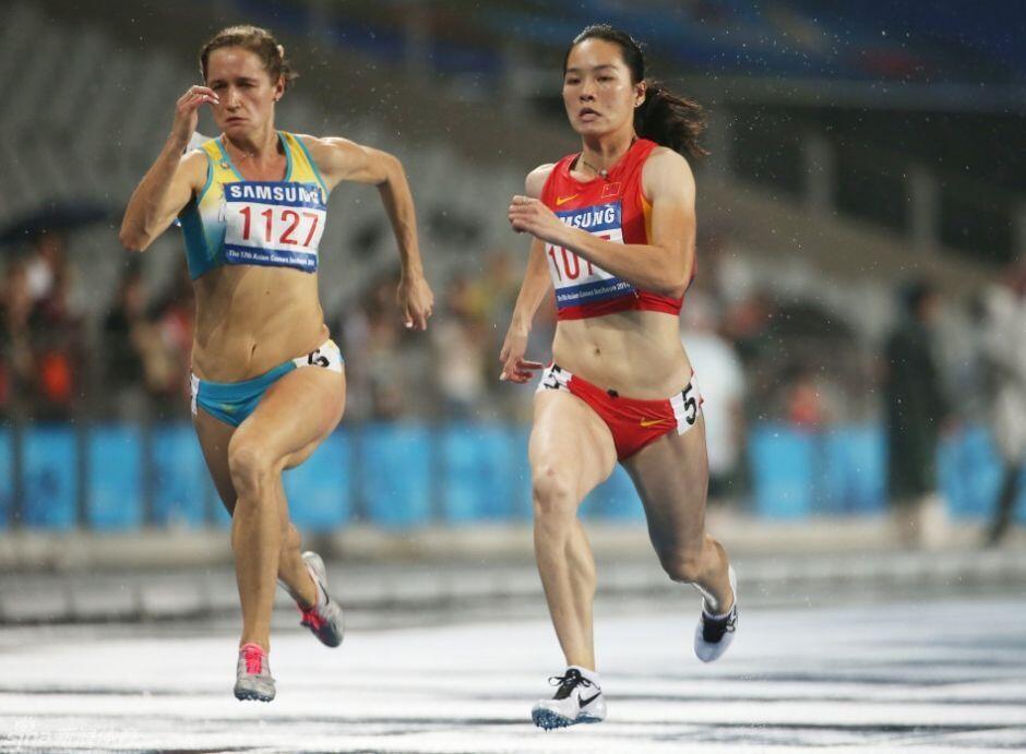 韦永丽:希望世锦赛百米进11秒10 接力争取进决赛