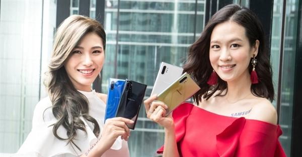 三星Galaxy Note 10系列发布:售价最高达9200元