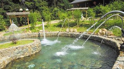 出门旅游爱泡温泉 你知道温泉中的元素从哪里来吗