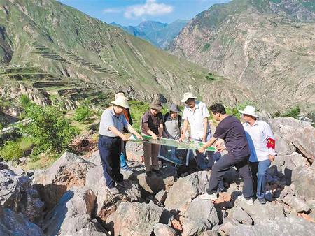 甘肃加快构建地质灾害综合防治体系
