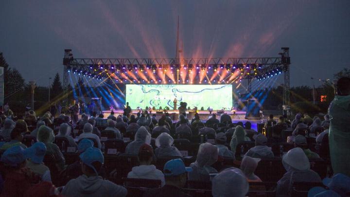 2019中国(黑龙江大兴安岭)森林旅游节暨第二届湿地文化节隆重启幕