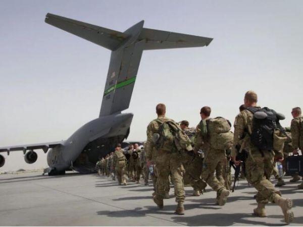 """美與阿富汗塔利班達成初步協議 將從阿富汗撤軍幾千人_特朗普"""""""