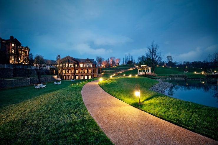 造园、布景、调香,改善客户大爱的龙湖景观不止于此