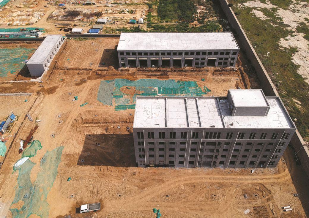 威海羊亭公交中心站预计11月完工!还有更多出行好消息~
