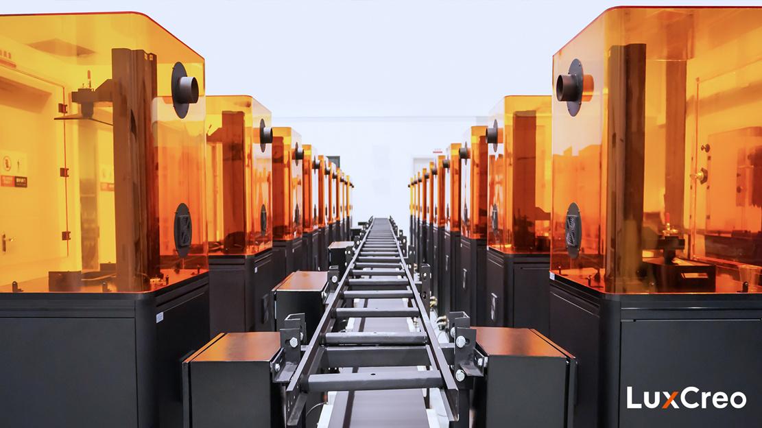 3000万美元 | 国产高速光固化3D打印厂商清锋时代完成B轮融资