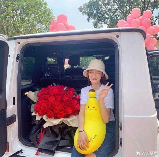 沈梦辰靠恋情洗白,海涛曾因为杨迪吃醋?