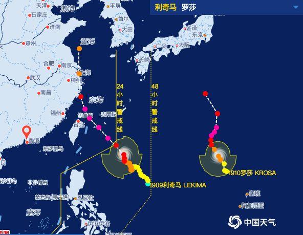 双台风组团来袭 高温 暴雨,深圳未来几天让人崩溃