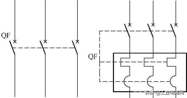 时间继电器 在控制电路中,特别是电力拖动和自动控制系统中,经常需要