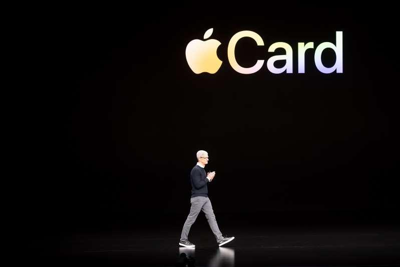 苹果公司向用户推出备受期待的Apple Card