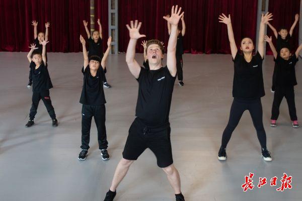 <b>10天集训,一群孩子惊艳演绎《马戏之王》</b>