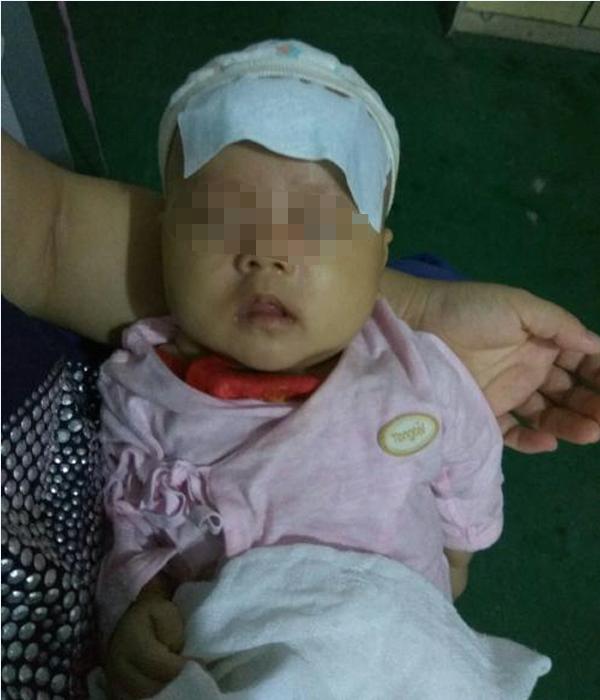 剛出生7天的嬰兒高燒不退,檢查後患上敗血症,原因讓媽媽後悔