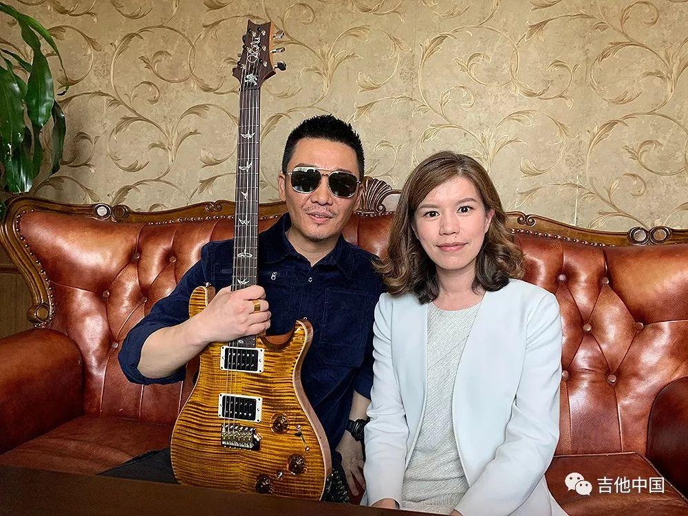 PRS 吉他x 李延亮全球定制款吉他发布会与媒体见面会在京举办 特别专访