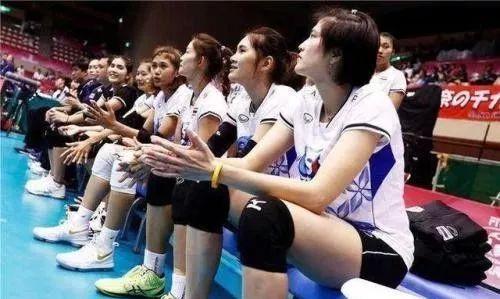 泰国女排5次奥运征程!里约周期自己丢掉机会,老将恐遗憾退役