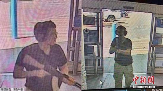带上百人躲藏逃过枪击 美得州沃尔玛店员被誉为英雄