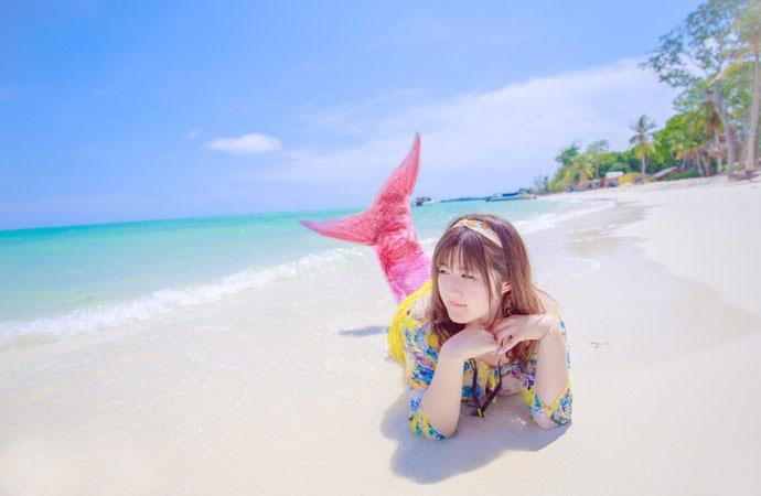 为什么沙巴游必选美人鱼岛?