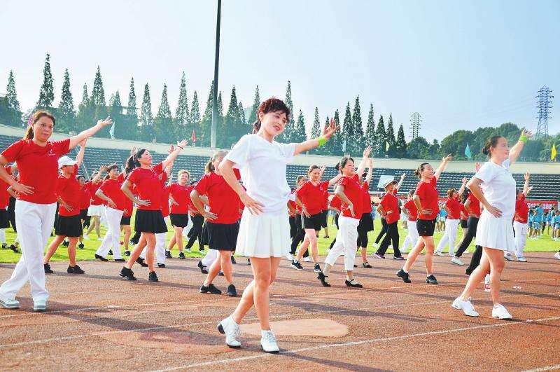 北京日报 | 全民健身日 京城处处体育氛围浓
