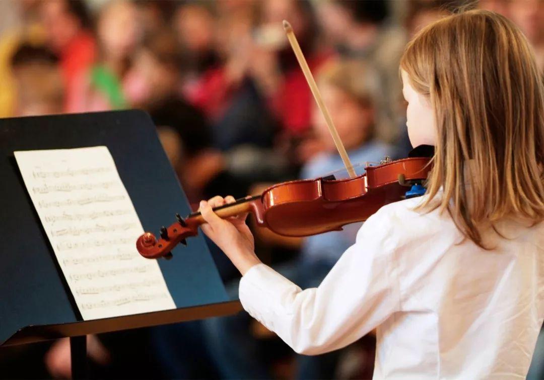 """学音乐没有适不适合,只有努不努力,不要迷信""""天赋说"""""""