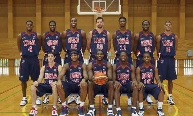 美国梦一队到梦十二队所有的球星你都认识吗 哪一届是最强的呢