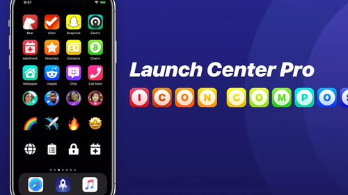 果粉福利 苹果即将允许iOS添加自定义主屏幕图标