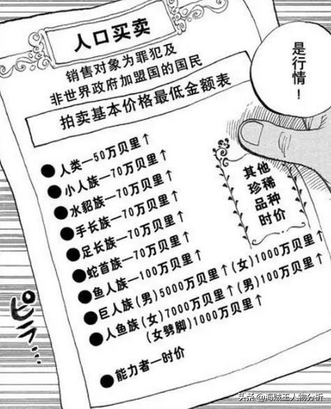 海贼王漫画951话剧情分析:凯多海贼团三灾,烬的稀有种族
