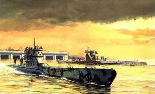 【组图】                     给潜艇装雷达、发明跟踪鱼雷,1942年德国海狼有多少黑科技?