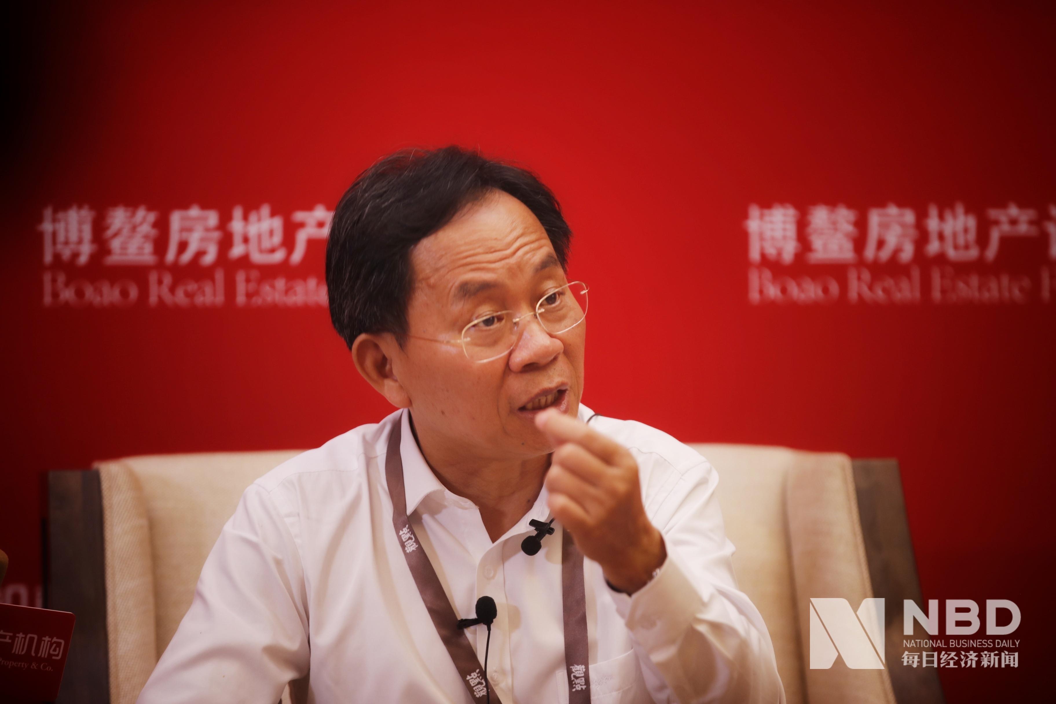 国家统计局原局长邱晓华:下半年房地产市场可能会有下滑