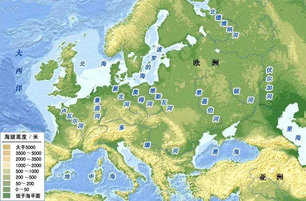 2019年欧洲各国的面积和人口_广东省人口和土地面积