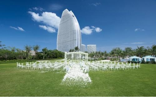 三亚·亚特兰蒂斯携手亚洲婚礼风尚助推国内目的地婚礼新形式