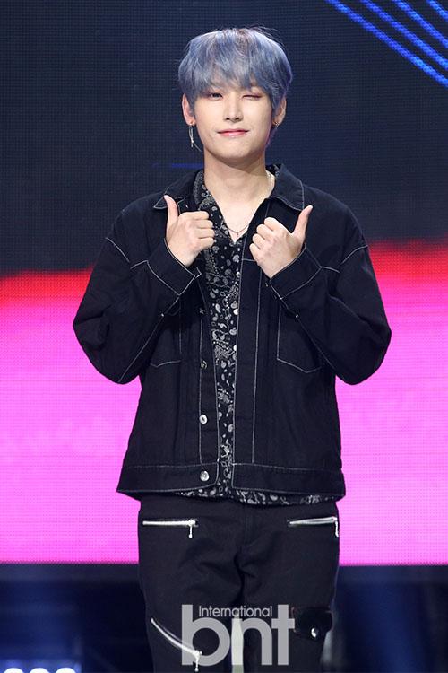 韩国人气组合SF9成员仁诚因胸骨受伤缺席单独演唱会