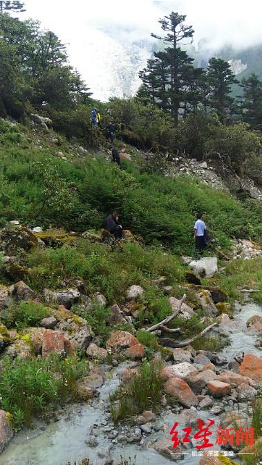 湖北失联男孩仍未找到 救援还在继续!记者实地探访:记录寻找的6